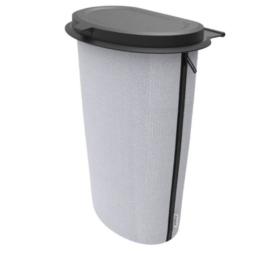 Flextrash Afvakbak 9 liter [L]  - Breezy Blue