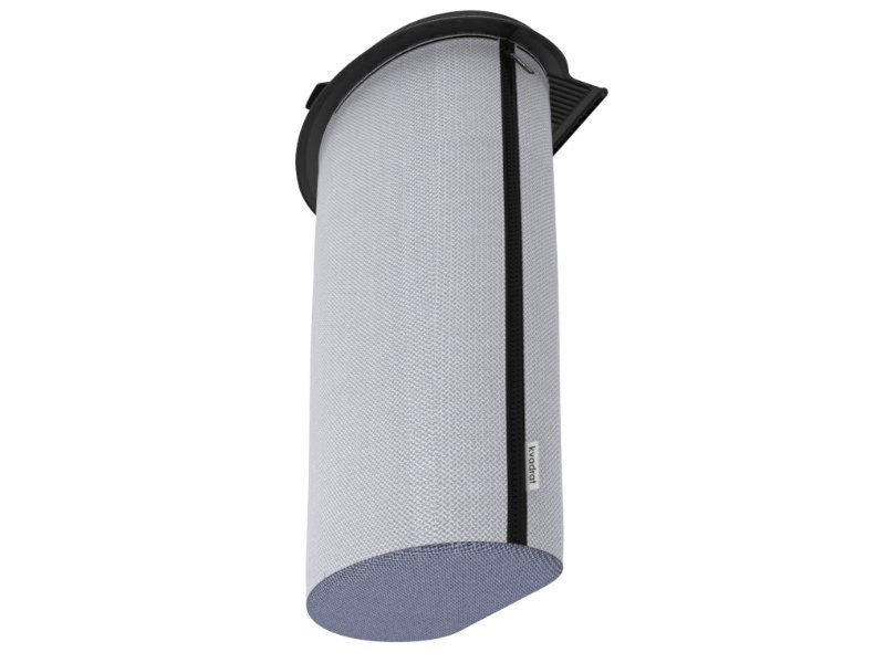 Flextrash Flextrash  Prullen Afvakbak houder MAAT L = 9 liter - Stof : Complete Kvadrat  de luxe  -Breezy Blue