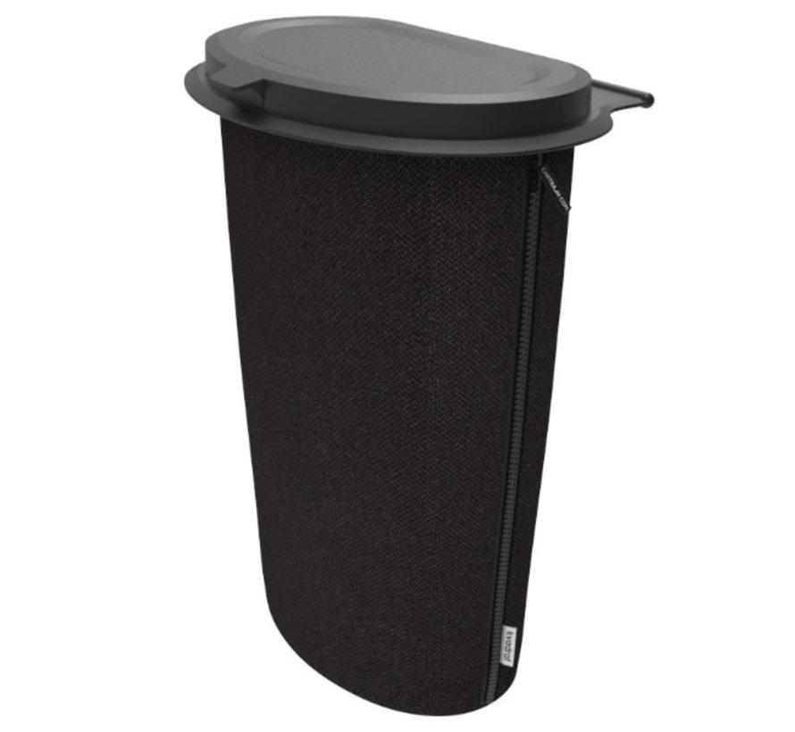 Flextrash Afvalbak 9 liter [L] - Zwart