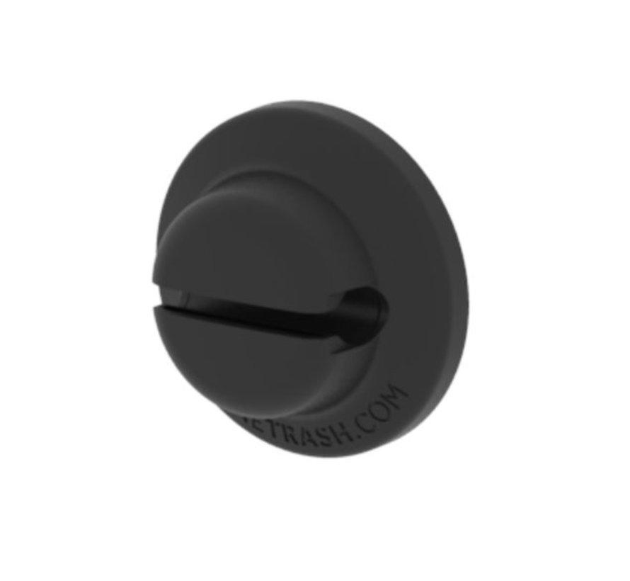 Flextrash -  Wand Clip bevestiging ( Wallmount )