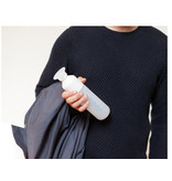 Drinkfles Waterfles Dopper kleur: Wit  - Pure White - 0.45 ltr.| Het duurzame waterflesje