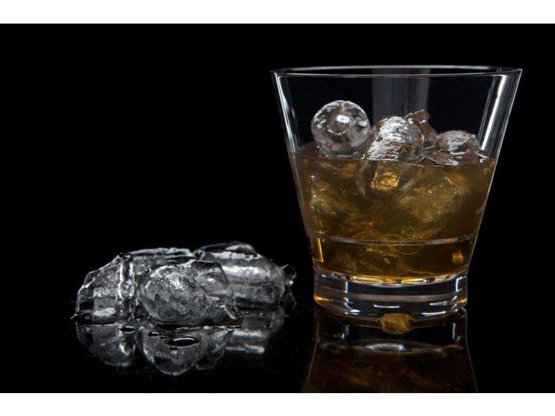 STRAHL Stapelbaar onbreekbaar glas | Luxe | 0.41 ltr. Laag Capellastack
