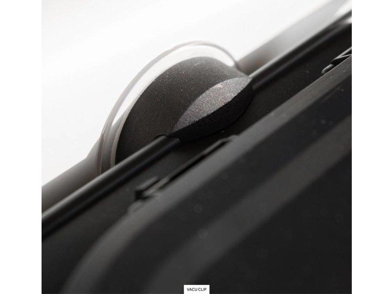 VACU Clip - Te gebruiken op een gladde ondergrond - Geen schroeven