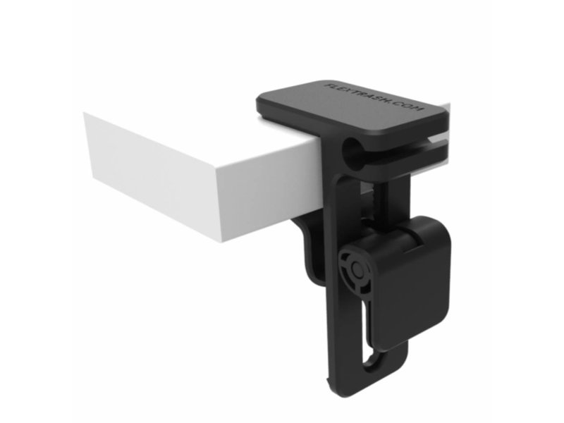 Tafel Clip / Table Clip - Flextrash - Bevestig je Flextrash dmv tafelclip op veel plaatsen