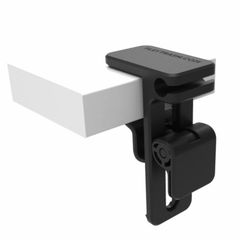 Flextrash Tafel Clip / Table Clip - Flextrash - Bevestig je Flextrash dmv tafelclip op veel plaatsen