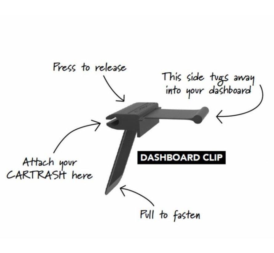 Flextrash Dashboard Clip