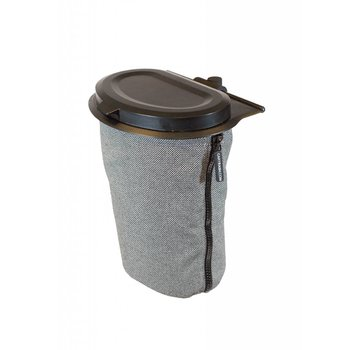 Flextrash Flextrash Afvalbak 3 liter [S] - Graceful Grey