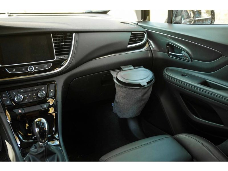 Allround Flextrash Afvalbak 3 liter ( S ) kleur: Graceful Grey's