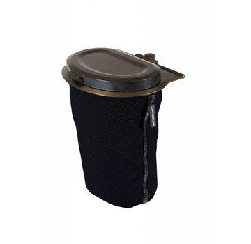 Flextrash Flextrash Afvalbak 3 liter [S]-  Black Berry Blue