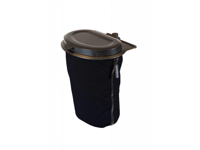 Allround Flextrash Afvalbak 3 liter ( S ) Black Berry Blue