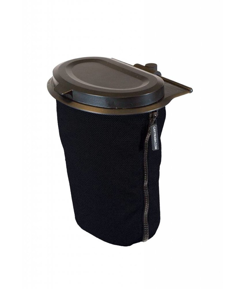 Allround Flextrash Afvalbak 3 liter ( S ) Black Berry Blue