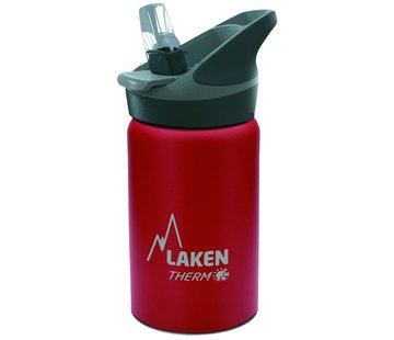 Laken Laken RVS drinkfles Rood [350ml]