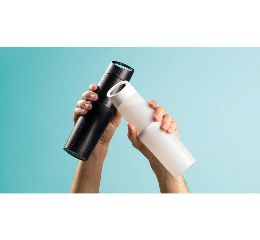 BE  O Bottle Waterfles Zwart [500ml]
