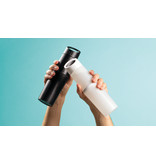 BE O Bottle Waterfles |  0.5 ltr.  WIT