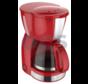 Via Mondo koffiezetapparaat Vrolijk Rood [4-6 Kops] 230V | 550W
