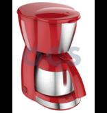 Koffiezet apparaat Via Mondo Vrolijk Rood 10 Kops / Thermoskan - 230V | 800W