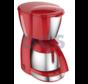 Via Mondo Koffiezetapparaat Vrolijk Rood [10 Kops]  Thermoskan - 230V | 800W