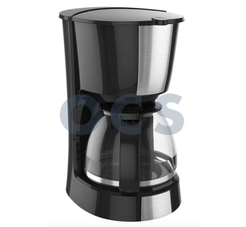 Via Mondo Koffiezetapparaat Chic Zwart [10-12 Kops] 230V | 900W
