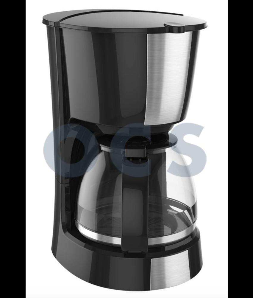 Koffiezet apparaat Via Mondo 10-12 Kops Chic Zwart 230V - 900W
