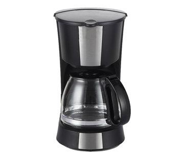 Via Mondo Via Mondo Koffiezetapparaat Chic Zwart [4-6 Kops] 230V - 550W