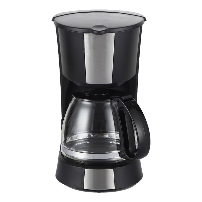 Koffiezet apparaat Via Mondo 4-6 Kops Chic Zwart 230V - 550W