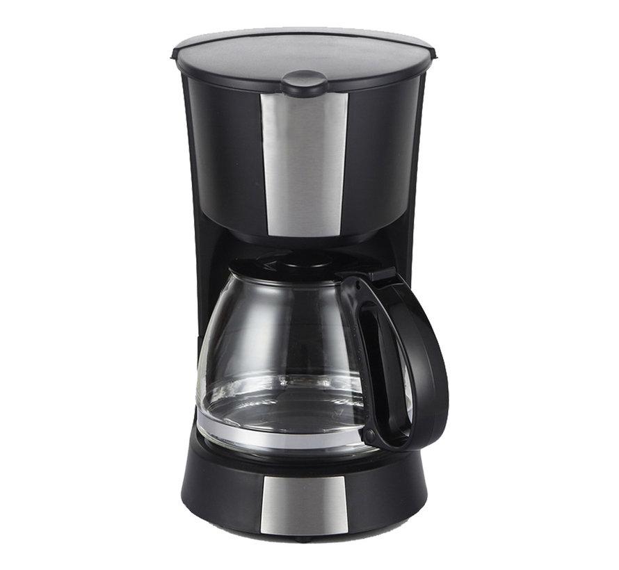 Via Mondo Koffiezetapparaat Chic Zwart [4-6 Kops] 230V - 550W