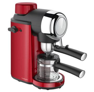 Via Mondo Via Mondo Espresso apparaat Vrolijk Rood