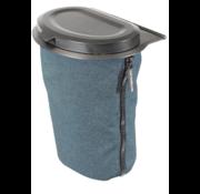 Flextrash Flextrash Afvalbak 3 liter [S] - Turquoise [excl clips]