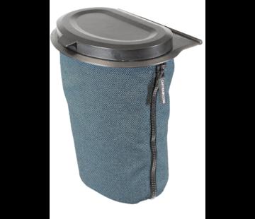 Flextrash Flextrash Afvalbak 3 liter [S] - Turquoise [Incl clips]