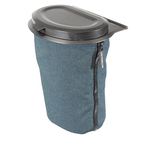 Flextrash Flextrash Afvalbak 3 liter [S] - Turquoise