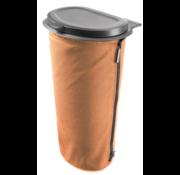 Flextrash Flextrash Afvalbak 9 liter [L] - Kvadrat Orange