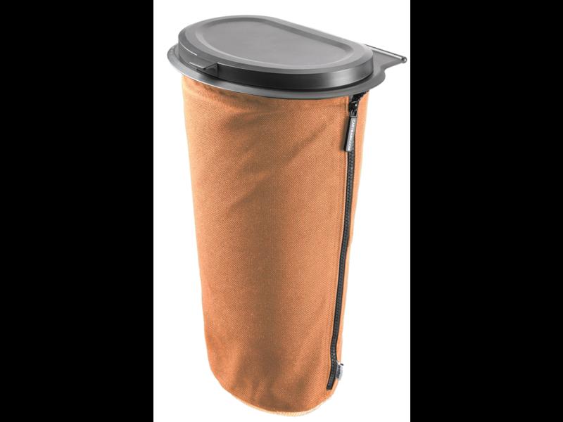 Allround Flextrash Afvalbak 9 liter ( L ) Awesome Orange
