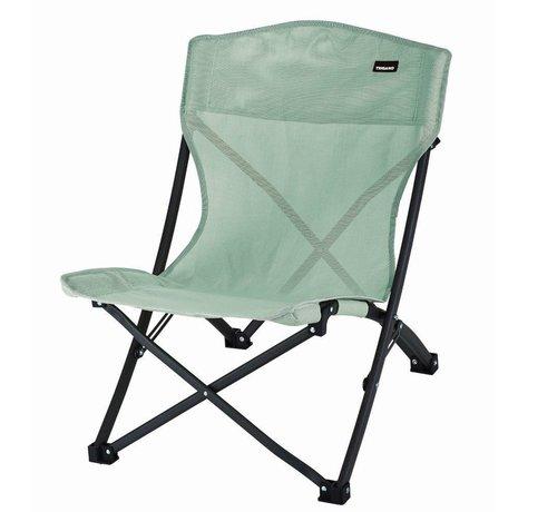 Trigano Trigano strandstoel met draagzak Groen