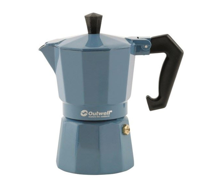 Outwell Manley M Expresso Maker Blauw [100ml]