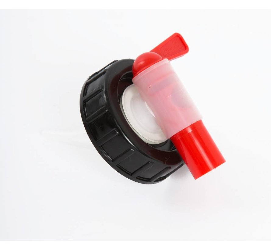 Aquaroll [29/40L] Schroefdop / Kraantje 80 mm