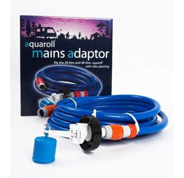 Aquaroll Aquaroll [29/40L] Mains Adaptor [Vlotter + Slang] 7.5M slang
