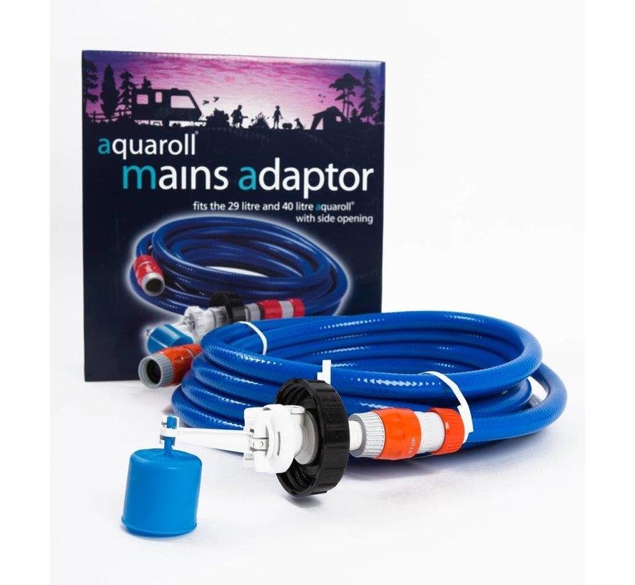 Aquaroll [29/40L] Mains Adaptor [Vlotter + Slang] 7.5M slang