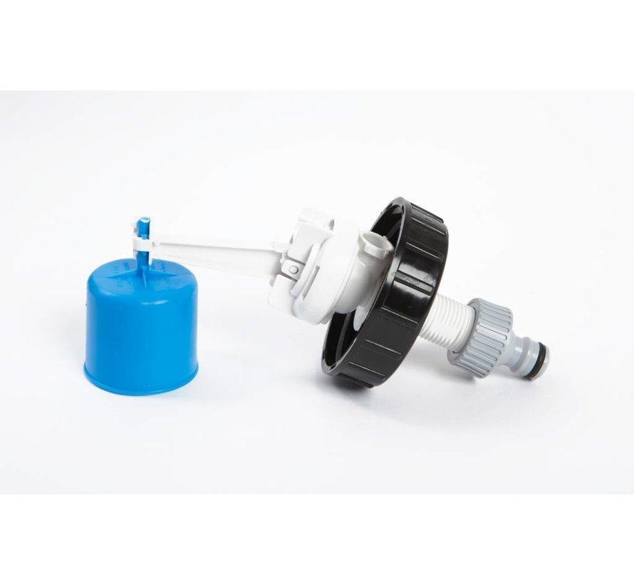 Mains Adaptor ( Alleen de Vlotter - geen Slang ) voor 29 en 40 ltr. Aquaroll