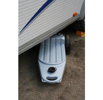 Aquaroll Wastemaster Afvalwatertank Grijs [30/38L]