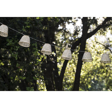 lumisky Lumisky Chill Tuinverlichting 10 LED lampen op zonne-energie 3,8 M