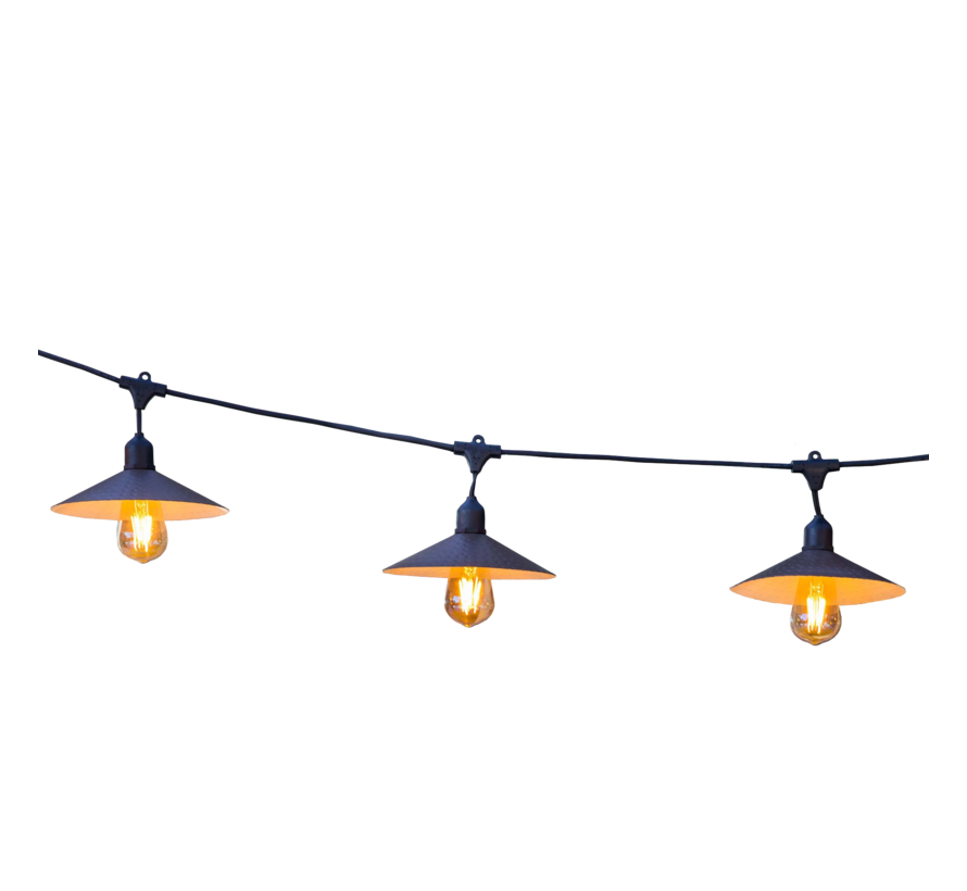 Lumisky Vinty light Tuinverlichting 10 LED lampen 6 M