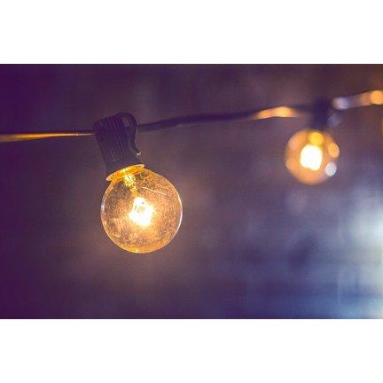 Breng sfeer in uw tuin, op uw balkon of onder uw veranda met de sfeervolle tuinverlichting van Lumisky