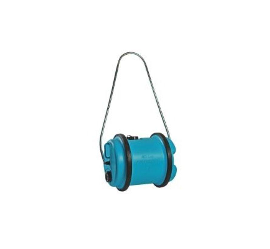 Aquaroll [40L]  Blue