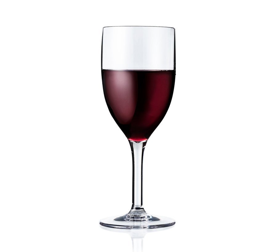 Tritan onbreekbare wijn glazen   280ml
