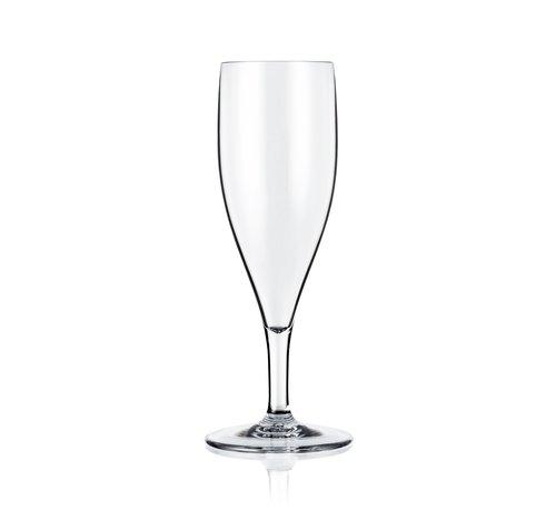 Sorona Palm Tritan onbreekbare flute glazen | 180ml