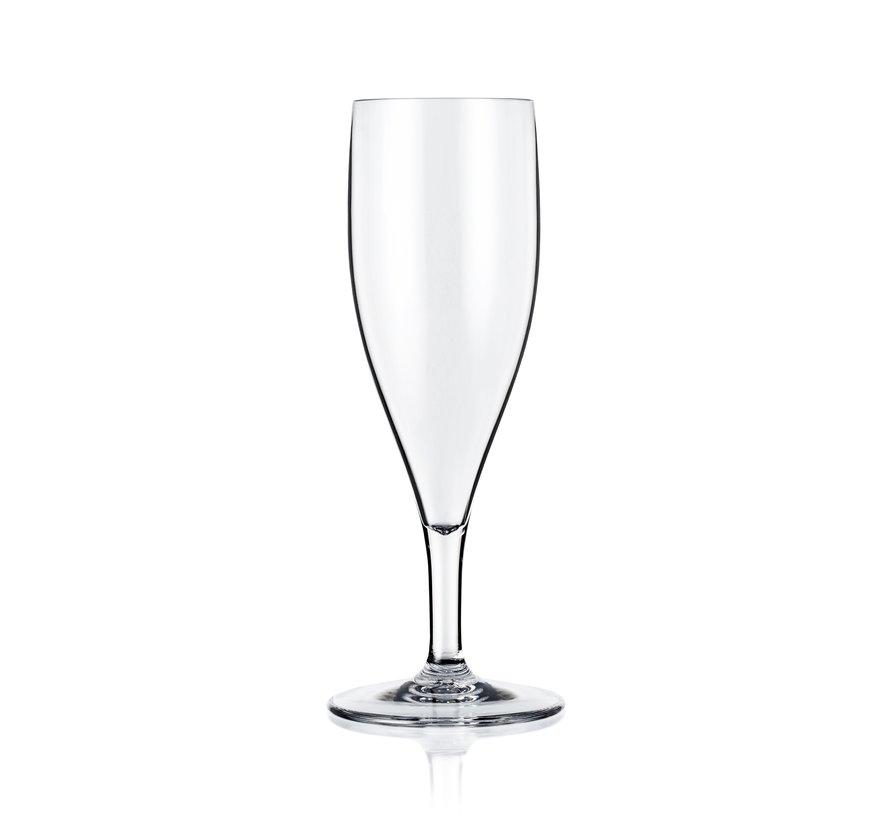 Tritan onbreekbare flute glazen | 180ml