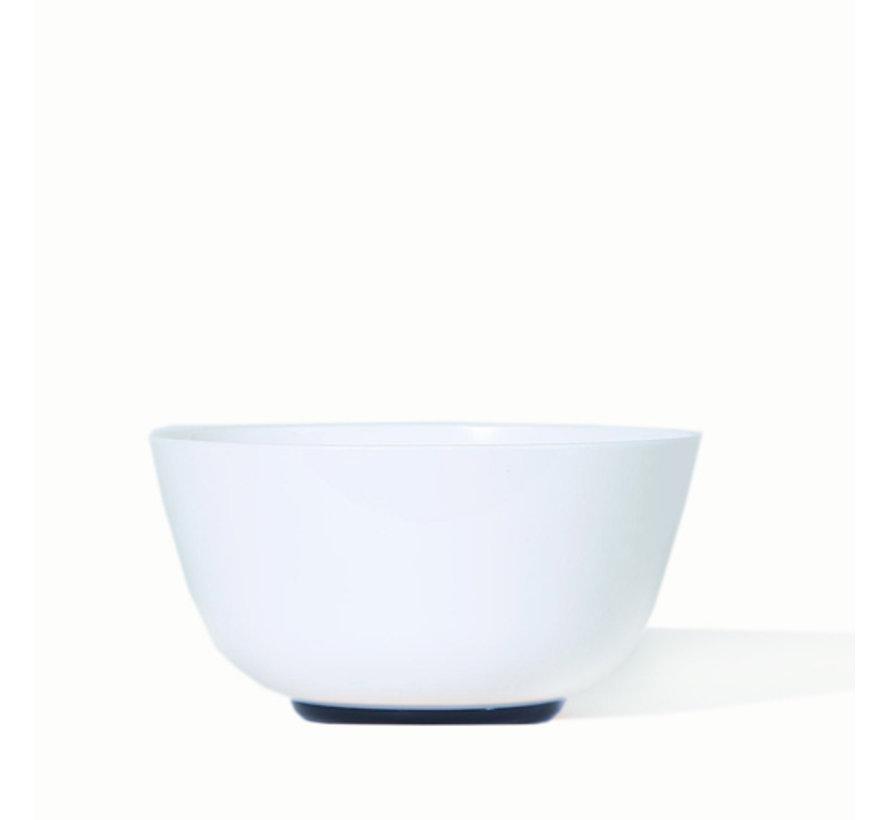 Sorona Palm servies set | 4 Grote Borden | 4 kleine Borden | 4  x 1 pans gerechten kom [12-delig] Mix