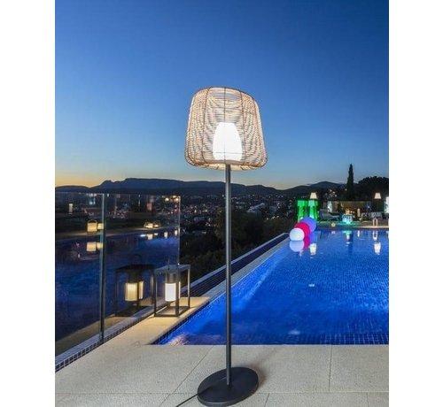 lumisky lumisky tall boheme staande led lamp voor binnen en buiten