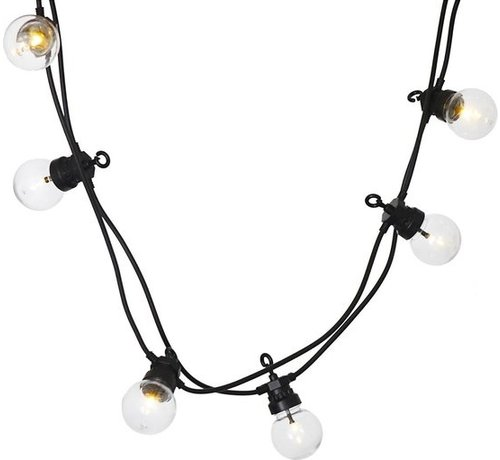 lumisky lumisky lichtsnoer party clear met 20 LED lampjes