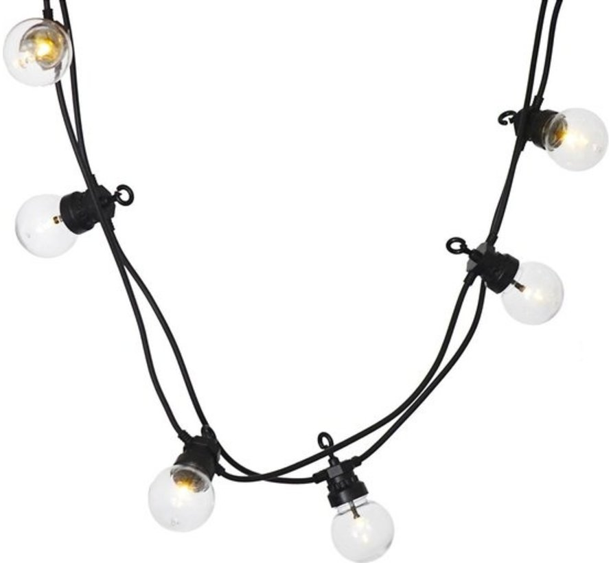 lumisky lichtsnoer party clear met 20 LED lampjes